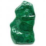 Polished Crystals - Malachite Polished Free-Forms