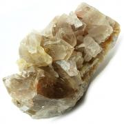 Rutilated Quartz - Golden Rutilated Quartz Clusters (Brazil)