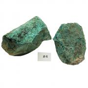 Specimen - Chrysocolla Natural Chunks (Peru)