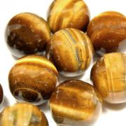 Sphere - Golden Tiger Eye Spheres (South Africa)
