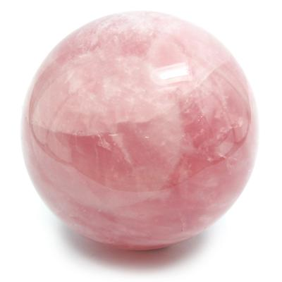 Sphere - Rose Quartz Spheres (Brazil)