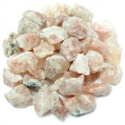 "Sunstone Natural Chips/Chunks ""A/B"" Grade (Tanzania)"