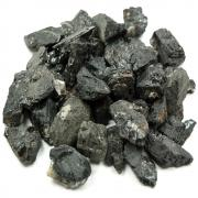 Tourmaline - Black Tourmaline Natural Rough Chips/Chunks