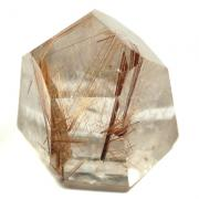"Towers - Rutilated Clear Quartz Tower ""Gold Rutile"" (Brazil)"