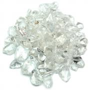"Tumbled Clear Quartz Chips ""Extra"" (India)"