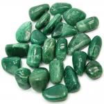 Tumbled Fuchsite (Hand Polished) (India) - Tumbled Stones