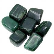 "Tumbled Green Jade ""Nephrite"" (Pakistan) - Tumbled Stones"