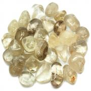Tumbled Natural Citrine (Brazil) - Tumbled Stones
