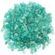 Tumbled Neon Apatite Mini Chips (India)