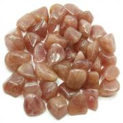 Tumbled Red Aventurine (Africa) - Tumbled Stones