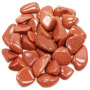 CLEARANCE - Tumbled Red Goldstone (India)