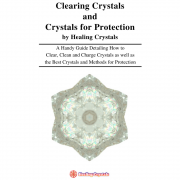 eBook - Crystals for Clearing & Protection