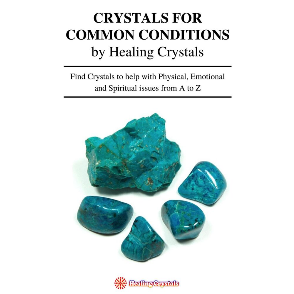 eBook - Crystals for Common Conditions