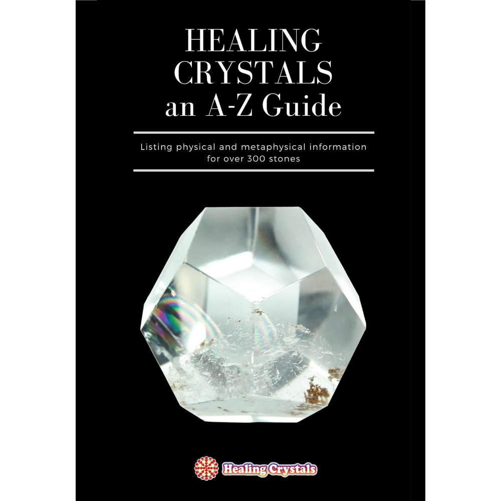 eBook - Healing Crystals Metaphysical Directory A-Z Guide