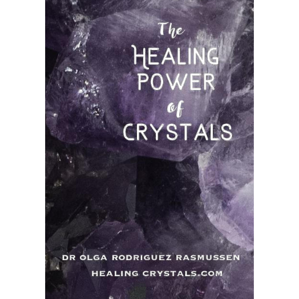 eBook - The Healing Power of Crystals