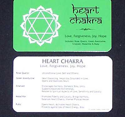 Chakra Set - Premium Heart Assortment photo 3
