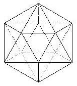 Icosahedron - Platonic Solid