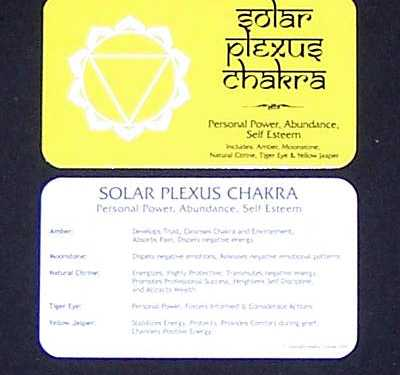 Chakra Set - Premium Solar Plexus Assortment photo 2