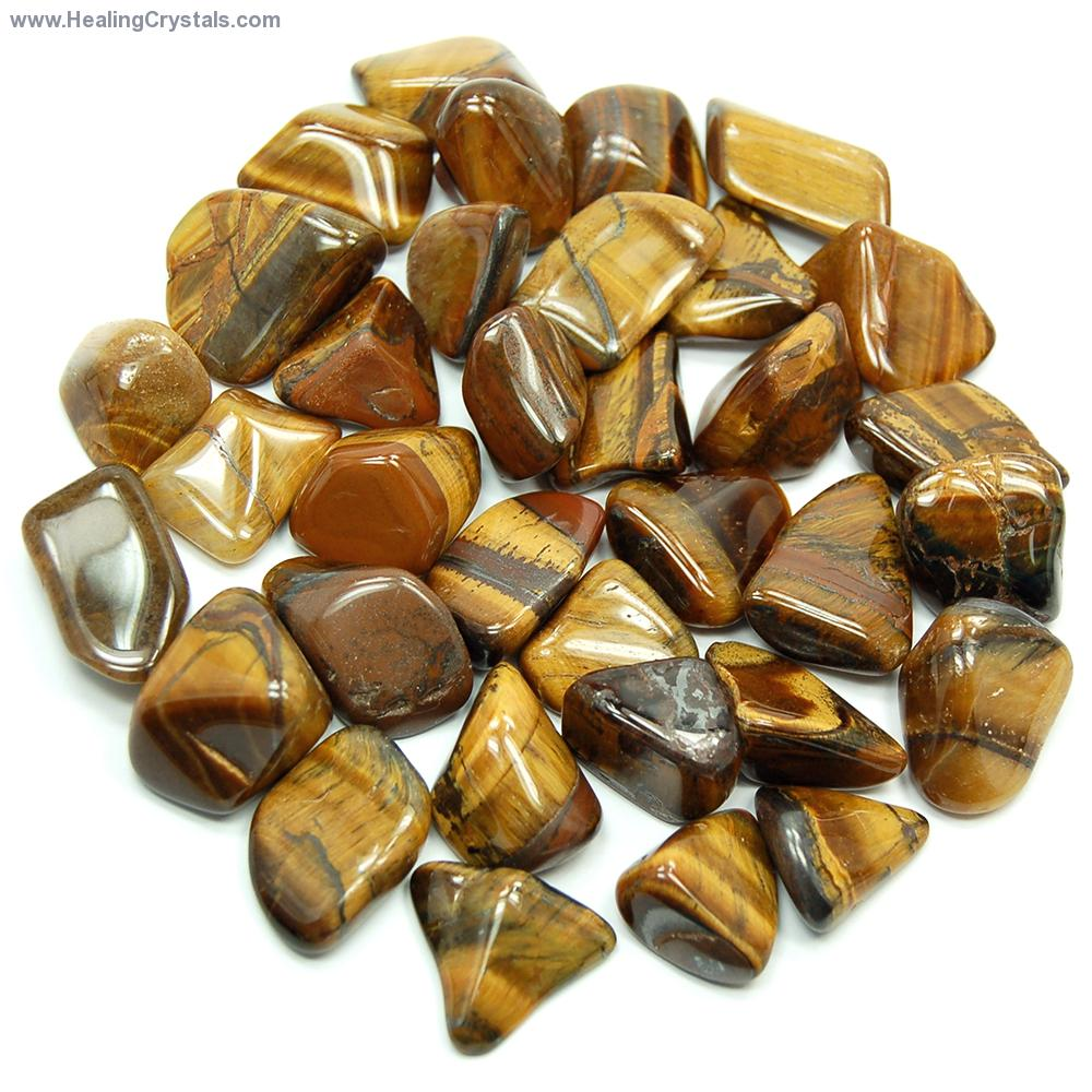 Golden Tiger Eye