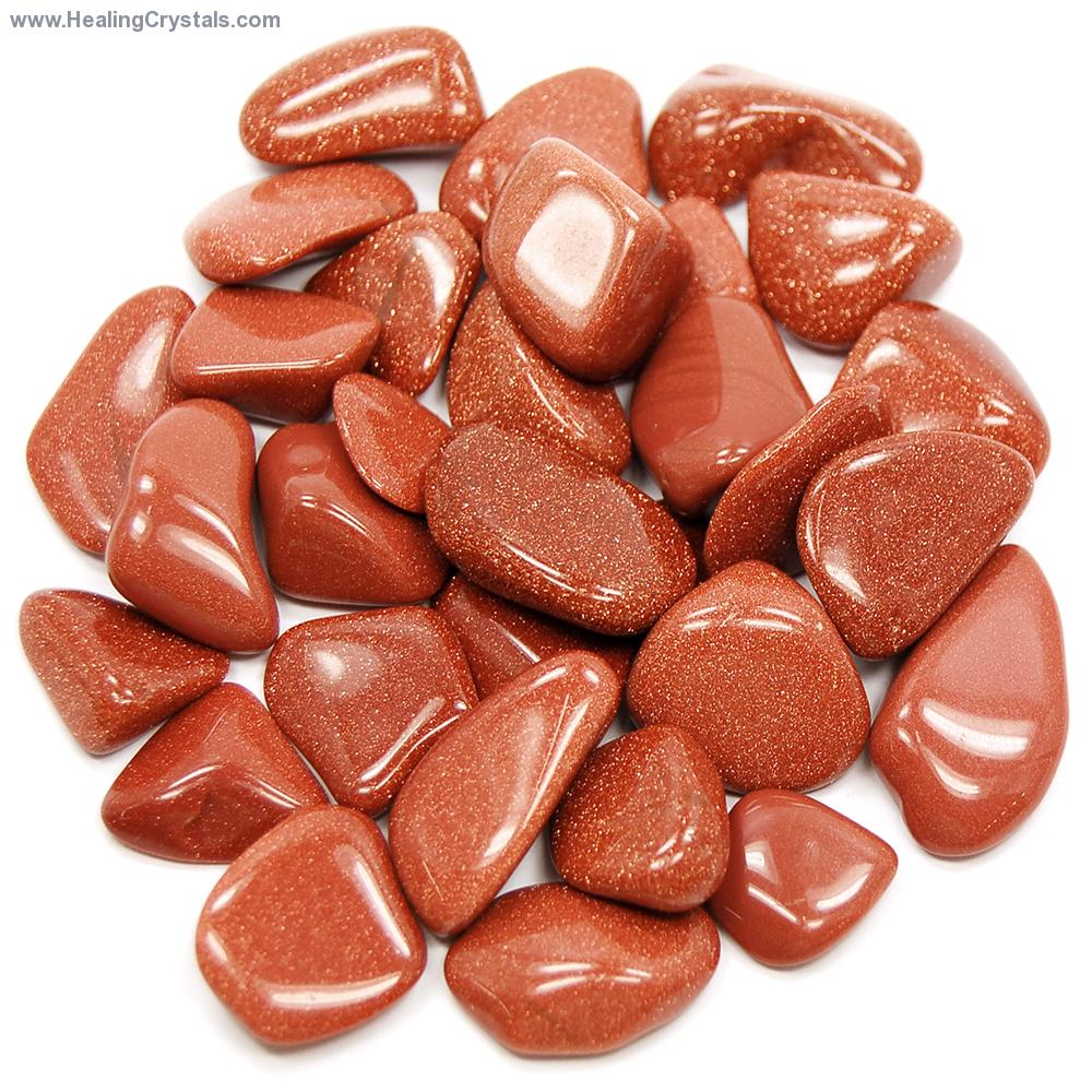Red Goldstone