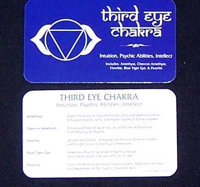 Chakra Set - Premium Third Eye Assortment photo 2