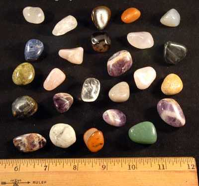 Tumbled Grab Bag Assortment - Tumbled Stones
