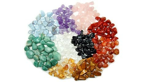 Healing Crystals - Tumbled Stones